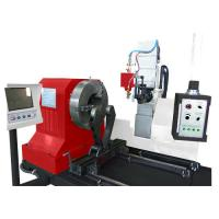 Buy cheap China CNC Pipe Profile Plasma Cutting Machine from wholesalers