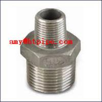 Buy cheap stainless ASTM A182 F304l hex nipple from wholesalers