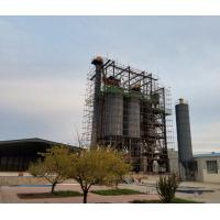 180 KW Power Dry Mortar Mixing Plant 3 x 100 m3 Sand silo volume Manufactures