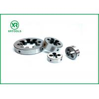 Open Mouth Thread Cutting Dies , Adjustable Hex Rethreading Dies For Cutting Manufactures
