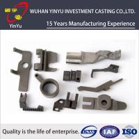 Industrial Sewing Machine Parts Looper By Lost Wax Investment Casting Process Manufactures