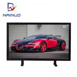 Customized Waterproof Lcd Monitor 4k , Cctv Display Monitors NJ-42 Manufactures