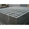 Buy cheap Presssure Locked Grating Heavy Duty Steel Grating / Floor Grates Load 1200 Tons from wholesalers
