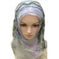 Crinkle Hijab Scarf (LC-C034) Manufactures