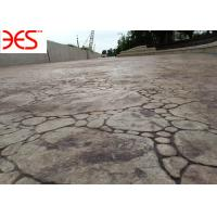 Buy cheap Antique Effect Stamped Concrete Surface Hardener With 96% Solid Content from wholesalers