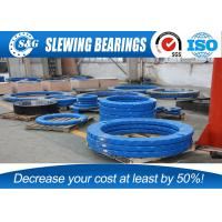 High Speed Turntable NSK Slewing Bearing For Crane And Slewing Conveyors Manufactures