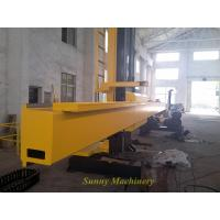 Middle Duty Cylinder Column & Boom , Welding Manipulator For Pressure Vessel Manufactures