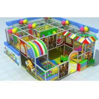 China magic circle theme indoor soft park indoor play equipment for cafeteria on sale