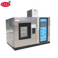 High Accuracy 80L Desktop Temperature & Humidity Stability Test Chamber Manufactures