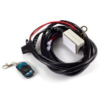 2.5m Remote Control Automotive Wiring Harness Kit With On / Off Switch Manufactures