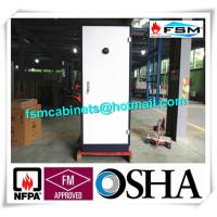 Metal Moisture Proof Anti Magnetic Cabinets Fire Resistant With Mechanical Coded Lock Manufactures