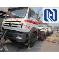 North-Benz NG80 10 wheels beiben Dump Truck Heavy Duty 1200R20 tires 6x4 type 20 cubic Manufactures