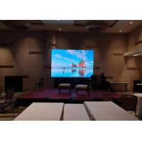 China High Resolution Images 2.9MM LED Panel RGB Screen For Conferences / Exhibitions on sale