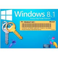 China Genuine Sealed Windows Product Key Code , Windows 8 Professional License 100% Online Activation on sale