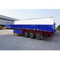 Quality tri axle 40ft 40 tons capacity trailer manufacturers cargo semi trailer - CIMC for sale