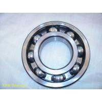 Open Seals Deep Groove Ball Bearing 6318 90×190×43mm For Pulp And Paper Machine Manufactures