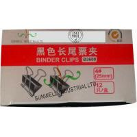 Custom Printed Office Tails Clips Packaging Boxes Glossing Varnish Finished Manufactures