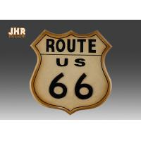 Route 66 Key Box Wooden Wall Plaques Wooden Key Holders Manufactures