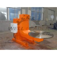 L Rotary Welding Positioner 3 Ton Turning Capacity Servo Motor Robot Three Axis Manufactures
