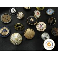 Decorative metal Whoelsae shank snap button for jeans, jeans accessories cover tack manufacturer snap button Manufactures