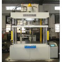 Quality Four Column Hydraulic Steel Press For Metal Drawing And Molding 315T for sale