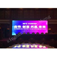 China Indoor Stage Led Digital Display Board P3 for Advertising Events like wedding, show, concert on sale