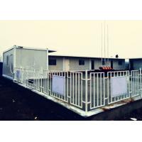 China Assembly Prefab Commercial Buildings , Commercial Metal Buildings For Restaurant on sale
