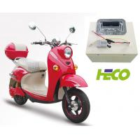 China Electric Motorcycle Rechargeable Battery 60V 30Ah , Lithium Ion Phosphate Power Batteries CE on sale