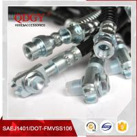 """TS16949/ISO9001 Certificated DOT approved SAE J1401 1/8""""HL auto brake hose assembly parts Manufactures"""
