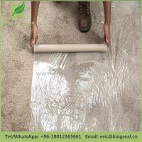 High Quality Custom Sizes and Colors Steady Adhesive Carpet Protection Film Manufactures