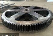 Awning big grinding wheel marine gear Good Quality Helical Gear for Heavy Duty Machinery Manufactures