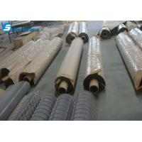 China Metal Wire Mesh Cladding-Tec-Sieve Multi-Barrette Weave/Cable Mesh System on sale