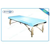 Surgical Non Woven Bed Sheets Apply on Hospital Exam Tables or Stretchers Manufactures