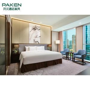 China Apartments Nice Wood Veneer Custom Hotel Sofa Bed on sale