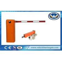 6 second Car Parking Barrier Gate  for Hospital / Building / Government Manufactures