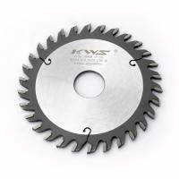 China Burr - Free Edge Banding TCT Saw Blade With Sharp and Durable Tips on sale