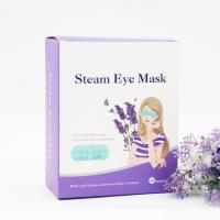 box packing steam eye mask Manufactures