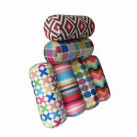 Beads filling cushion,micro ball filling pillow,custom print bolster cushion