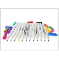 Kearing Brand Multi-Color Textile Permanent T-Shirt Drawing Pens 1.0mm Fiber Nib For Painting On Shoes #FM10 Manufactures