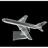 Crystal Airplane Model, Crystal Modle(JD-MX-008) Manufactures