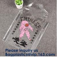 100% Manufacturer Eco-Friendly,Reusabl Promptly Delivery Reasonable Price,Custom printing Large Capacity Women Clear PVC Manufactures