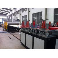 3 - 25mm Thickness PVC Foam Sheet Extrusion Line / PVC Board Making Machine Manufactures