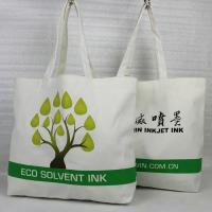 China Mini Custom Printed Canvas Tote Bags , Reusable Cotton Tote Shopping Bag on sale