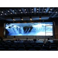 Pixel 1.25mm Indoor Led Video Wall , Light Weight Rental Led Stage Display Manufactures