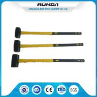 Solid Steel Hardware Hand Tools Stone Hammer SL111 Fiberglass Handle Germany Model Manufactures