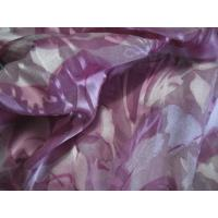 Silk/Rayon Burn Out Printing Manufactures