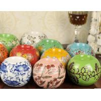 Quality ceramic candle holder Southeast-Asia home decoration for sale