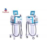 China Cavitation / Vacuum / RF Multifunction Beauty Machine Tattoo / Hair Removal Usage on sale