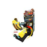 Coin Operated Car Racing Arcade Game Machine, Driving Car Video Games Manufactures