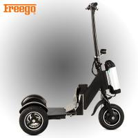 Outdoor Lightweight Electric Mobility Scooter For Seniors Citizen Aluminum Alloy Manufactures